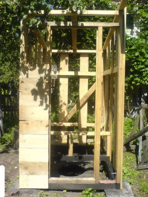Как на даче сделать выгребную яму для туалета на даче своими руками фото 665