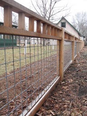 Виды деревянных заборов и ограждений для дачи как сделать