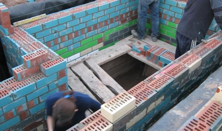 Образец сметы на подпорную стенку монолитную жбетонную