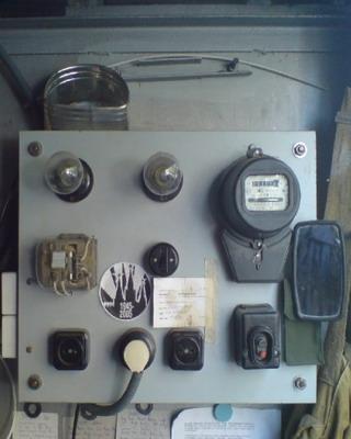 электричество в гараж,