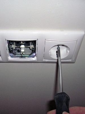 Виды накладных розеток электрических
