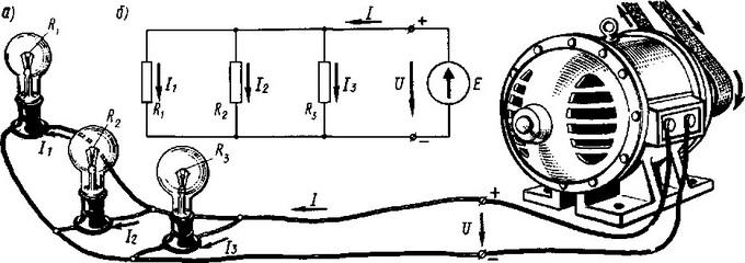 на схему монтажа проводки.