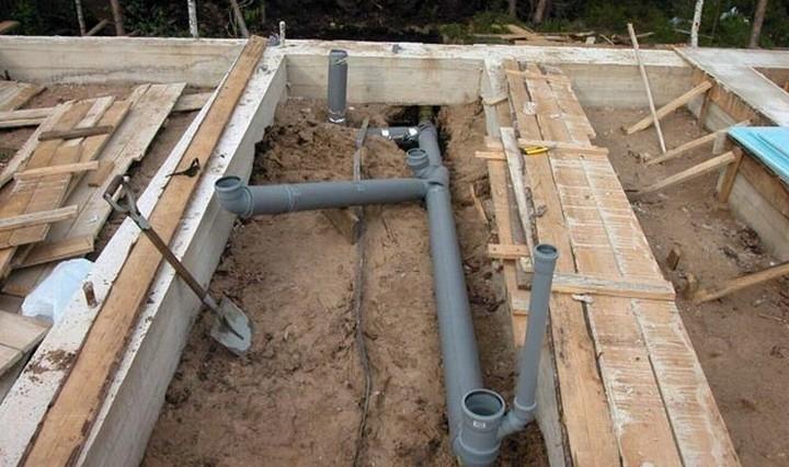 Как сделать канализацию в частном доме фото 597