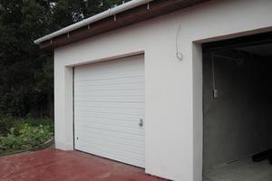 Как сделать легкий гараж 8
