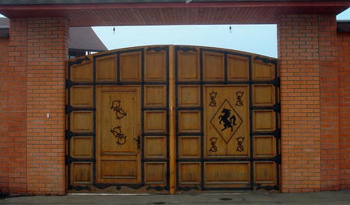 Заборы для дачи из сетки рабицы 182