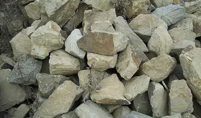 Фундамент из камней своими руками 16