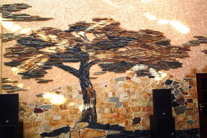 Облицовка стен камнем своими руками