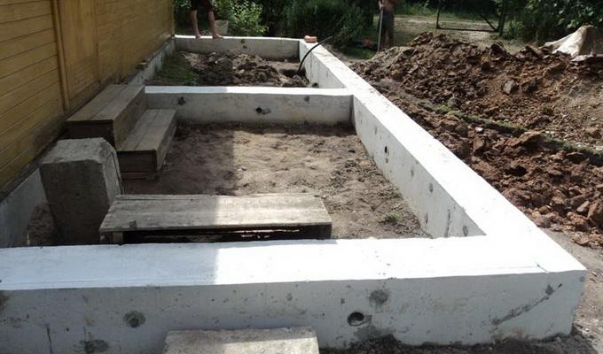 Терраса своими руками с фото и видео, как сделать террасу на даче и в саду