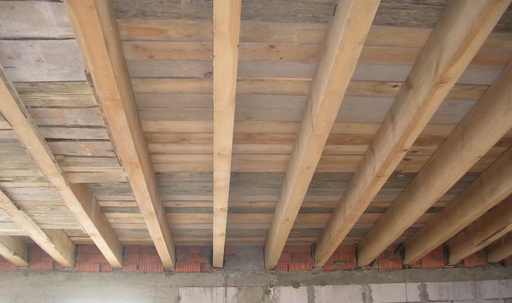 Утепление деревянного потолка своими руками 413