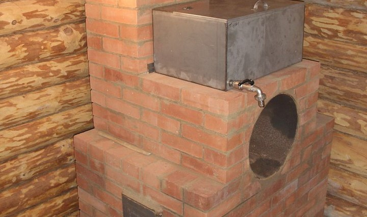 Огнеупорный кирпич для бани каменки