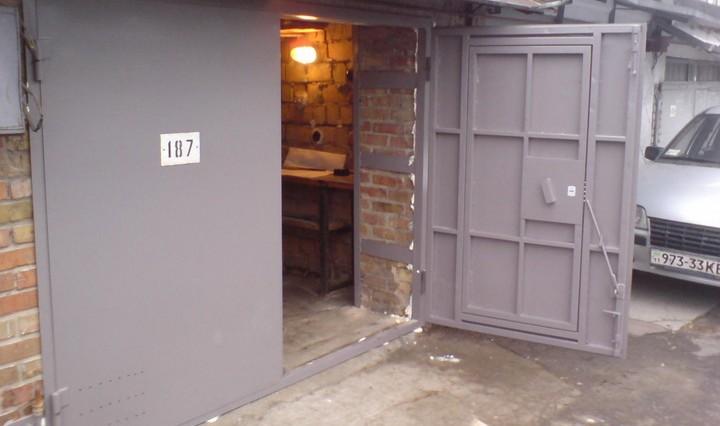 Сделать железные ворота для гаража куплю гараж на 3 дачной саратов