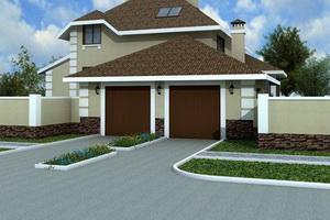 Нормы строительства гаража от соседей. Основные нормы строительства гаража