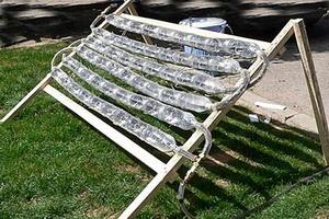 Как можно сделать солнечный батареи своими руками
