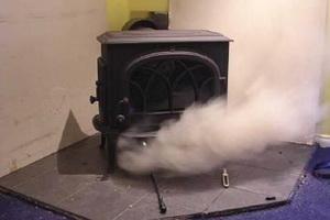 Обратная тяга в дымоходе: что делать и как устранить, почему в дымоходе обратная тяга