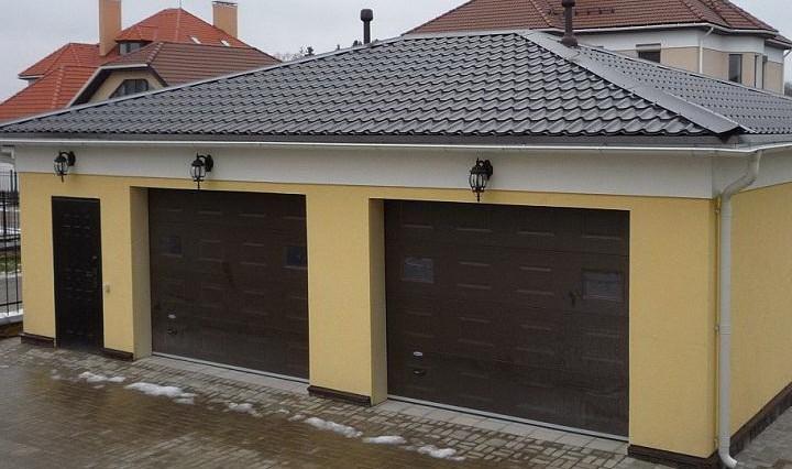 Капитальный металлический гараж гараж в бутово купить