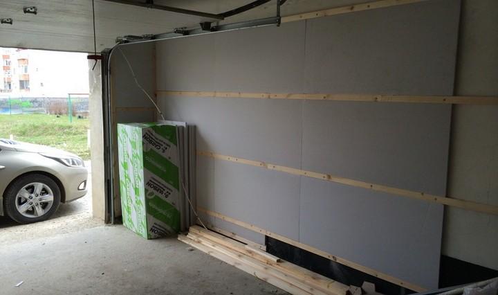 Комплект сигнализации для гаража