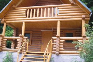 Этапы строительства дома из сруба своими руками фото 337