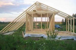 Построить недорого дом своими руками