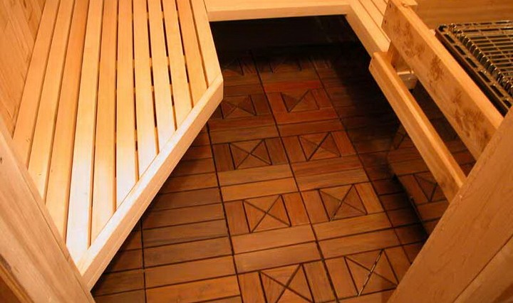 Как сделать пол в деревянном доме 34