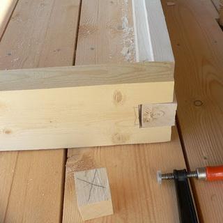 Как правильно собрать и установить дверную коробку 14