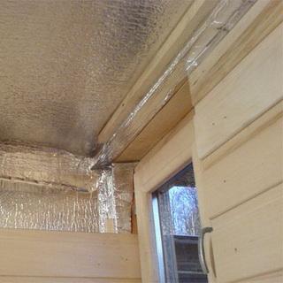 Размеры теплоизоляции для стен