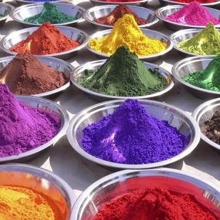 Пигменты для красок