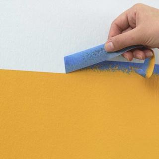 Ako rovnomerne maľovať spoj k stene a stropu
