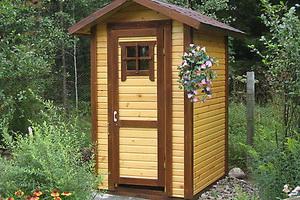 Туалет на участке где расположить — Отопление