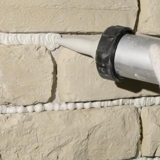 Укладка искусственного камня своими руками видео