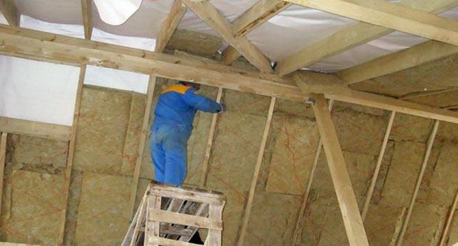 Как построить крышу дома