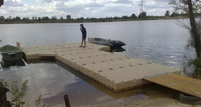 Как сделать мостки на реке фото 581
