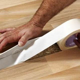 Линолеум укладка своими руками на деревянный пол фото 71
